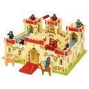 Bigjigs Heritage Playset King Arthurs Castle