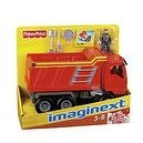 Fisher-Price Imaginext Modern Dump Truck