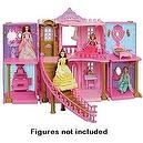Disney Princess Jasmine Cinderella Sleeping Beauty Castle Enchanted Palace Play Set