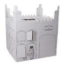 The Tower of London Cardboard Playhouse Fort