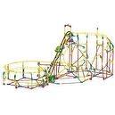 KNEX Thrill Rides - Hot Shot! Video Coaster