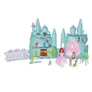 Mattel Disney Princess Royal Boutique Collectible - Castle And Ariel Doll