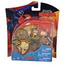 "Dreamworks Movie Series ""How to Train Your Dragon"" 3 Inch Tall Figure - GOBBER the Blacksmith with Shield"