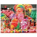 Candy Galore 36 Piece Jigsaw Puzzle