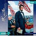 Mort Kunstler: Gettysburg Address 1000 Pieces Jigsaw Puzzle