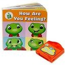 LeapFrog My Own Learning Leap, When I Feel, You Know What I Do?, Book&Cartridge Set