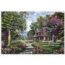 6,000 Piece Puzzle - Late Summer Garden