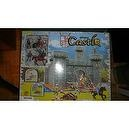 Castle Playset with Drawbridge, Knights and Horses