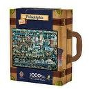 MasterPieces / Collector Suitcase 1000-piece Puzzle, Philadelphia