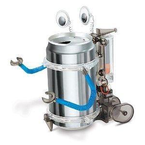 Toysmith 4M Tin Can Robot