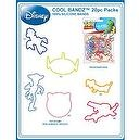 Cool Bandz Cool Bands Silly Bands TOY Story 3 Licensed Bandz - 20 Bands (Compare to Silly Bandz, Zany Bands, Goofy Bands,buddy