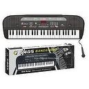 Kids Authority Advanced 54 key standard keyboard with LED display and Sound Effect