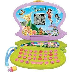 Oregon Scientific Tinkerbell Junior Laptop