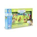 LeapFrog Press and Learn Farm Friends Puzzle