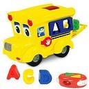 Letterland School Bus