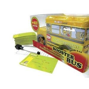 Mcwiz Junior Booster Bus the Bus of Knowledge in Math Game