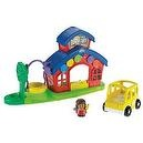 Fisher-Price Little People School House Playset