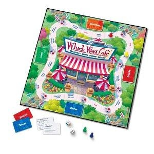 Learning Resources Which Way Cafe Nutrition Game (LER3349)