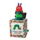 Kids Preferred The World of Eric Carle The Very Hungry Caterpillar Jack in the Box Musical Toy