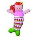 Zubels Mermaid Penny 24-inch Hand-Knit Doll