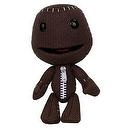 "LittleBigPlanet 10"" Naked Brown Knit Sackboy"