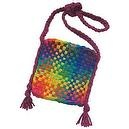 Harrisville Designs Potholder Purse (Rainbow)
