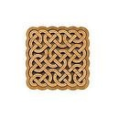 Museum Collection Paradigm Wooden Brain Teaser Puzzle (Paradigm Puzzles Celtic Knot