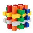 QJ Kong Ming Lock Puzzle Knot 18pcs