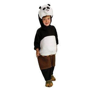 Kung Fu Panda Costume - One Color - Medium Kung Fu Panda Costume