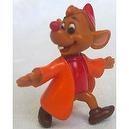 """Disneys Cinderella Gus the Mouse Bean Bag (7"""")"""
