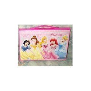 Disney Princess Art Set - 68 Pieces - Includes Carrying Case