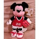"Disneys Basketball Mickey Mouse 8"""