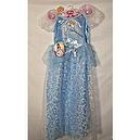 Disney Cinderella Light up Dress Costume Size 8