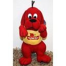 "Clifford the Big Red Dog 10"" Plush Doll"
