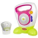 Playskool Made For Me Mp3 Music Player - Pink  Playskool Made For Me Mp3 Music Player