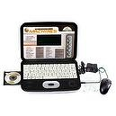 Kids Authority Learning Machine Kids Laptop With MP3 Player/CD ROM /Mouse/ Earphone