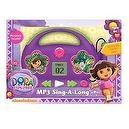 Dora the Explorer MP3 Sing-A-long Karaoke System