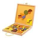 Djeco Geosavanna Magnetic Box (41 pc)