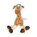 "19""Madagascar Plush Melmann Giraffe"