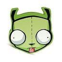 Nickelodeon Invader Zim Jewelry Box