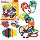 Sassy Babys First Toy 6 Piece Gift Set