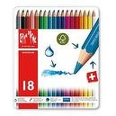 Caran dAche Fancolor Colored Pencil Kit (18 Colors)