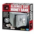 Kidz Labs Spy Science Alarmed Money Safe Money Bank