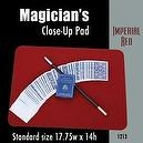 "Magic Makers Standard Size Close-up Pad (17.75"" x 14"") Imperial Red"