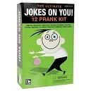 Reeve and Jones Jokes-on-You Pranks,12 Piece Set