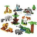 LEGO Education DUPLO Wild Animals Set 779218 (98 Pieces)