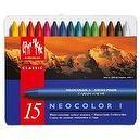 Caran dAche Neocolor Pastels (15 Colors)