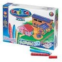Carioca 3-D Scenic Farm Mini Drawing Set (56 Pieces)