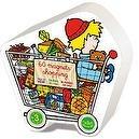Vilac 60 Piece Grocery Store Magnet Set