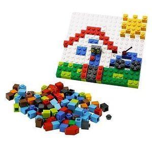 LEGO Building Fun with LEGO Mosaics